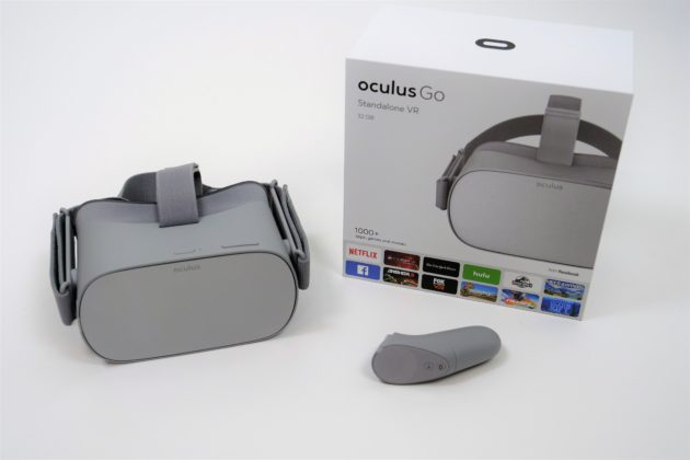 37d0efed485 Virtual reality unleashed  Early impressions of Oculus Go from a ...