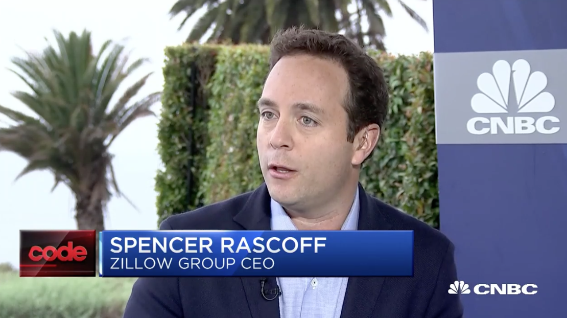 Zillow S Spencer Rascoff On Tech S Naivete Toward Evil And How