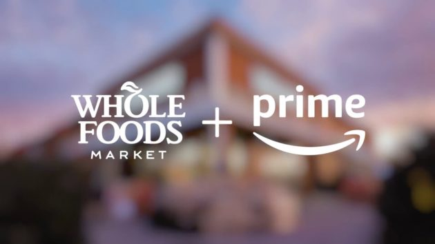 Amazon now offering grocery delivery from Whole Foods in Baltimore
