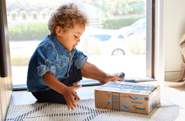 Amazon introduces Prime Book Box, a subscription service for kids books