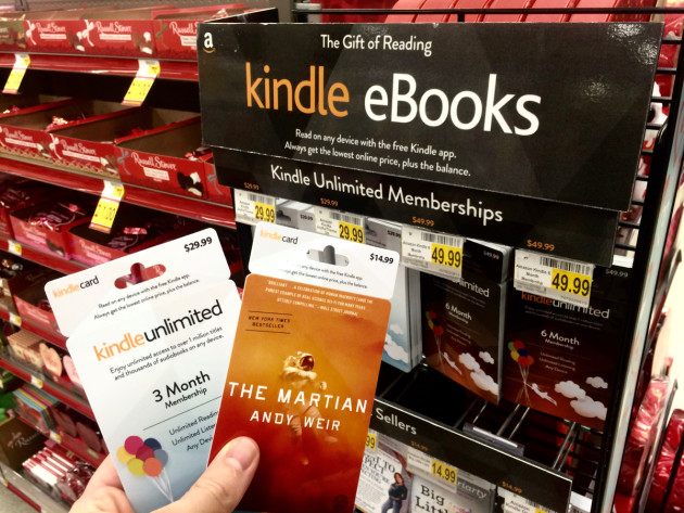 Traditional publishers' ebook sales drop as indie authors