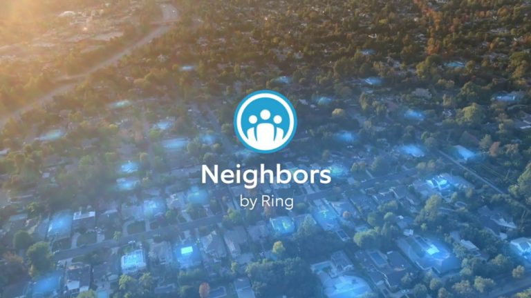 Amazon's doorbell camera company Ring touts its work with