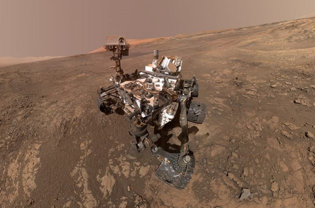 NASA officials announce Mars Curiosity rover findings