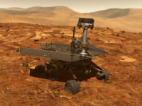 Opportunity rover