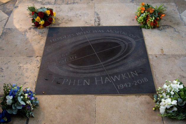 Stephen Hawking memorial