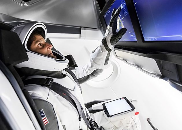'Flying brain' created to  follow German astronaut launches Friday