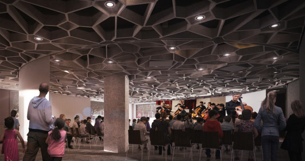 Seattle Symphony's immersive Octave 9 space to open in March and feature 24-hour music marathon