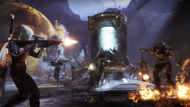 High noon in the asteroid belt: Bungie's 'Destiny 2' goes
