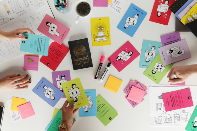 Seattle studio's 'Tarot Cards of Tech' help users see the