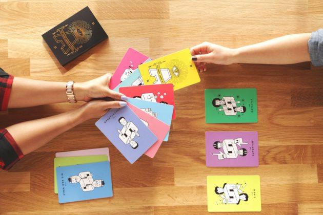 Tarot Cards of Tech