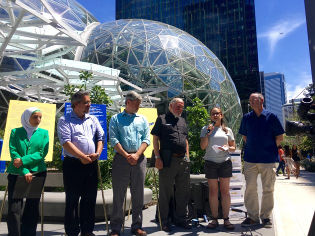 Shareholders pressure Amazon to stop selling facial recognition technology to law enforcement