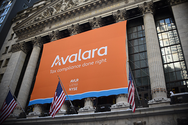 Warburg Pincus sells 4.7M shares of tax automation company Avalara worth around $230M