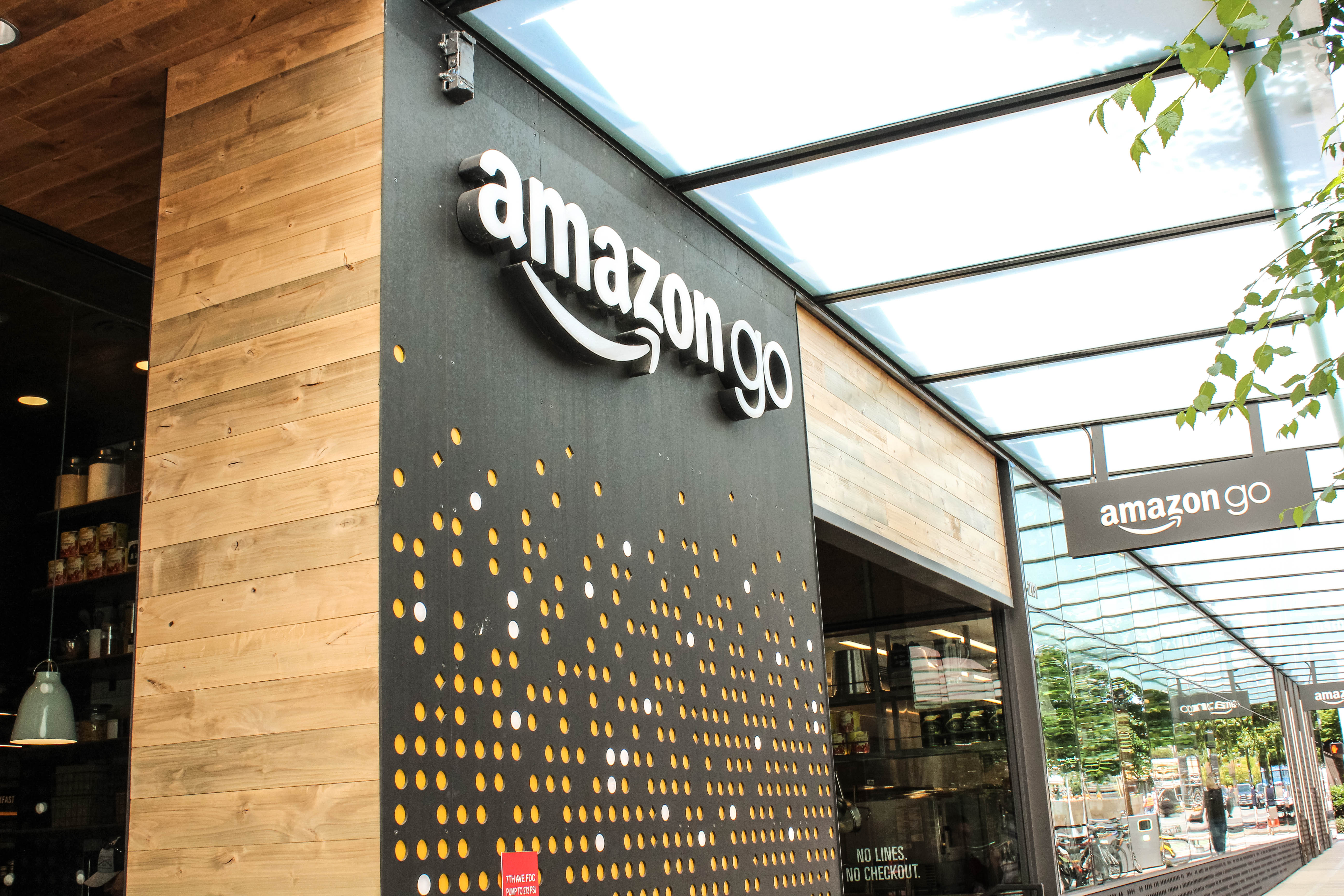 Amazon Go Is Coming To New York City 3rd Market Outside Seattle
