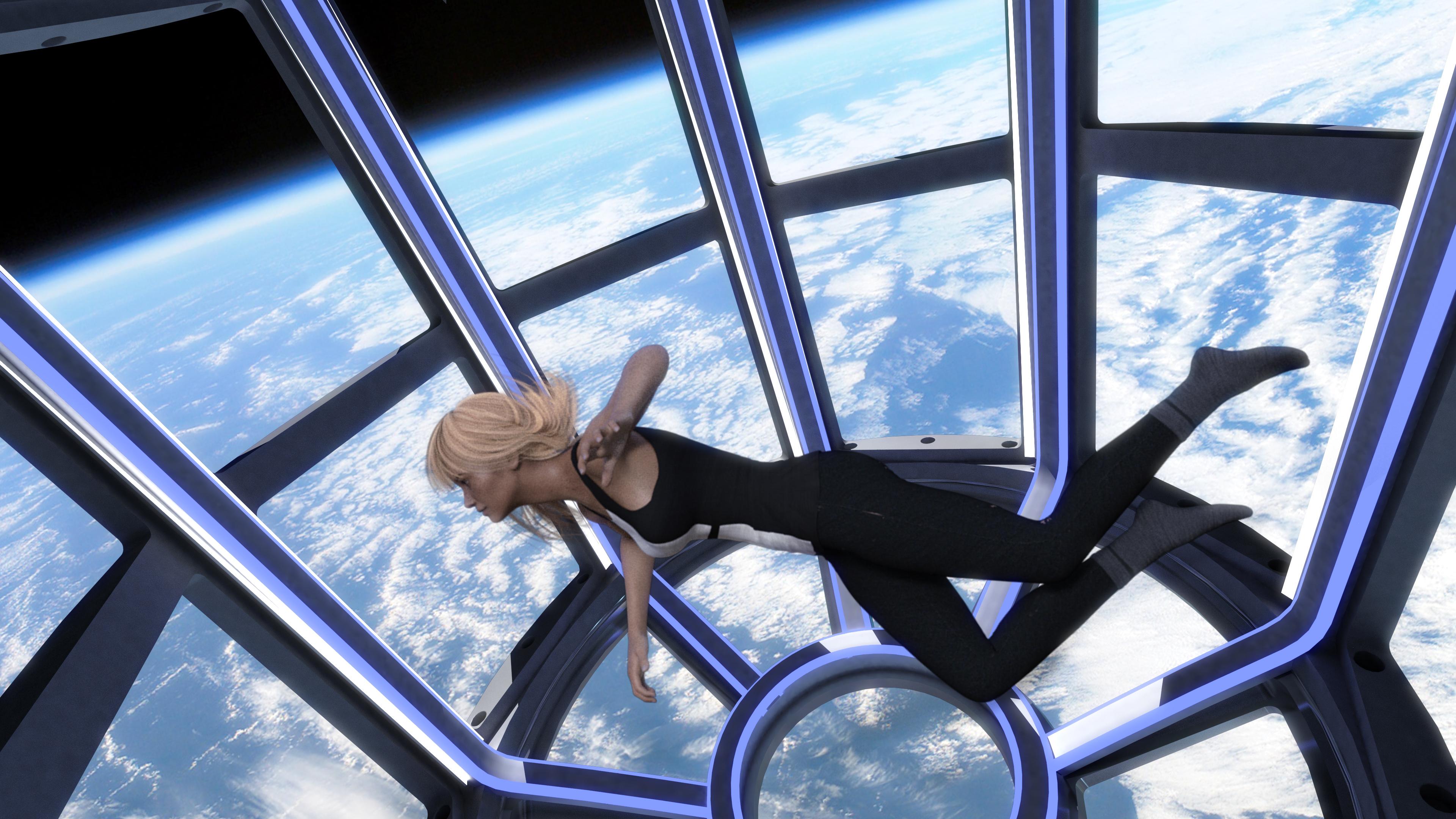 SVEMIRSKI TURIZAM! Međunarodna svemirska stanica dobija luksuzni hotel