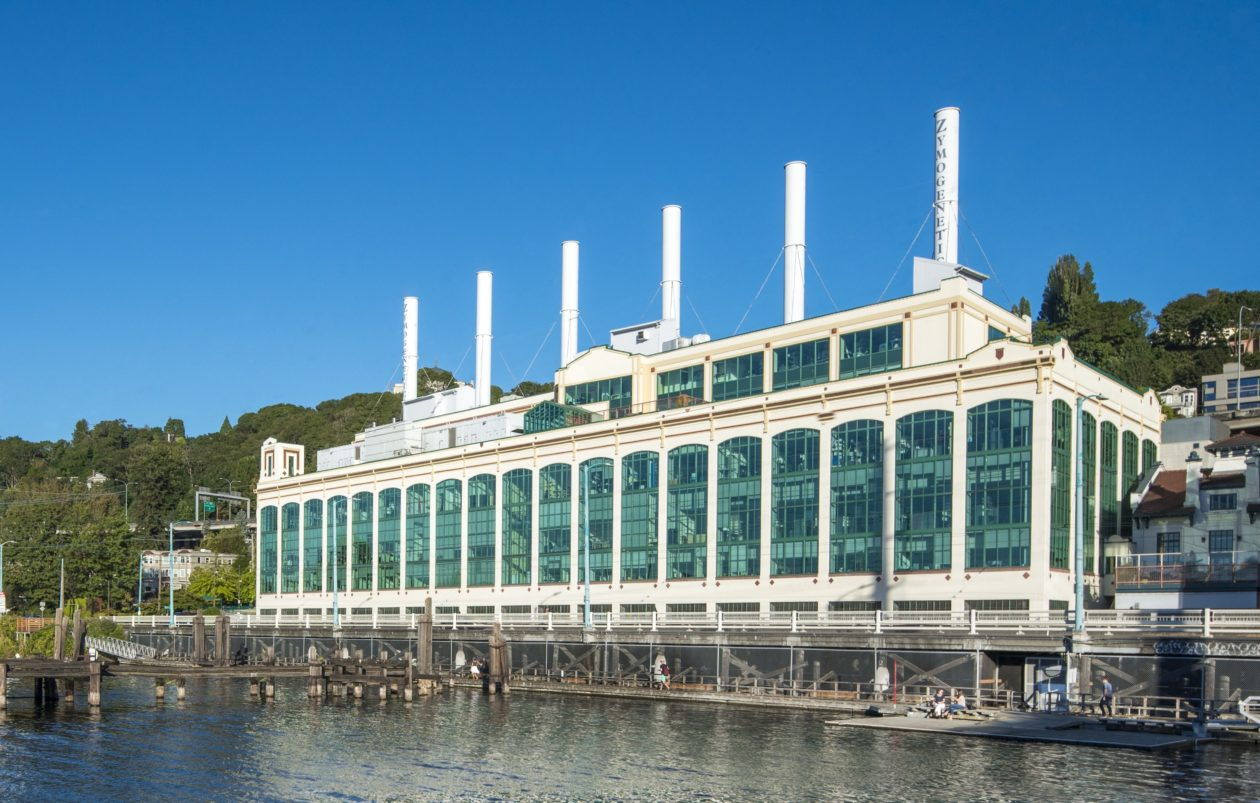 Fred Hutch Takes Over Historic Lake Union Steam Plant Building Adding Significant Wet Lab Space