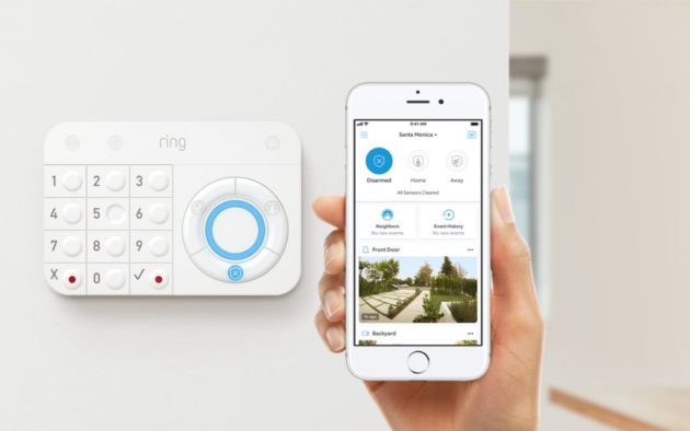 688fa9efd34 (Photo via Ring). Amazon-owned Ring is taking on traditional home security  systems and fellow tech companies like Google with ...