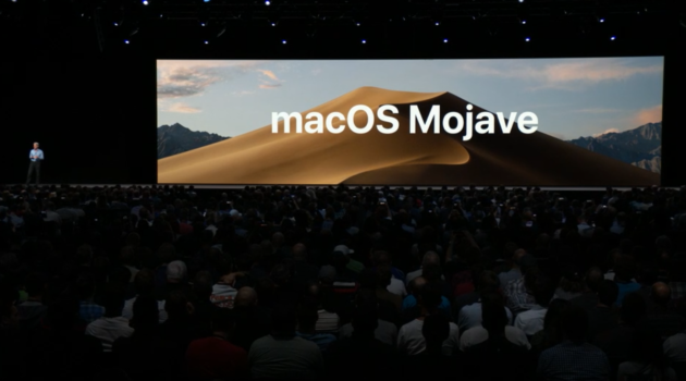 Apple's new macOS: Dark Mode, a souped up Finder window, additional screenshot effects and more
