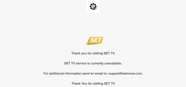 Streaming service sued by Amazon and Netflix is down