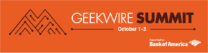 GeekWire Summit 2018