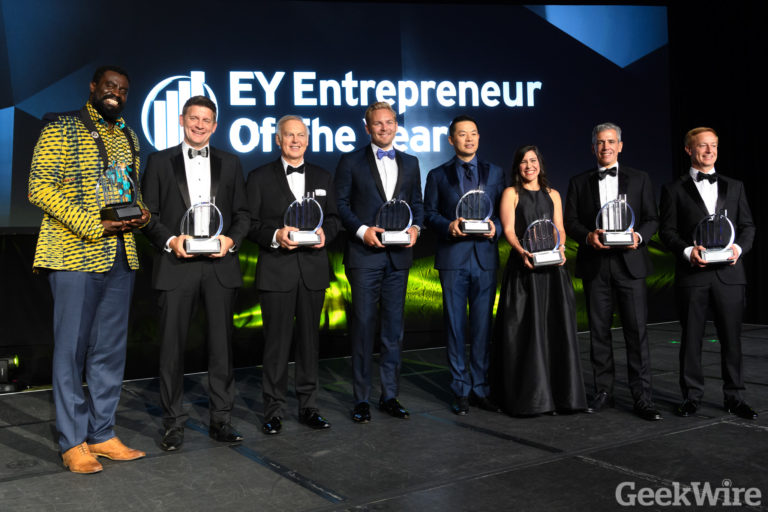 Revealed: EY names 2016 Entrepreneur of the Year winners for