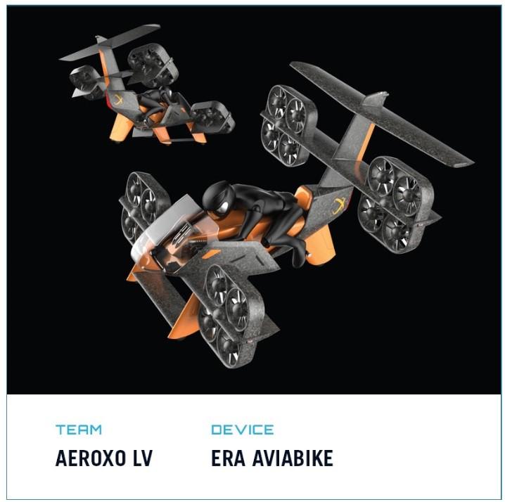 Aeroxo's ERA Aviabike