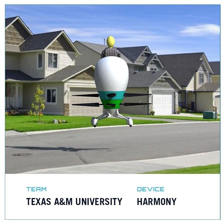 Texas A&M's Harmony