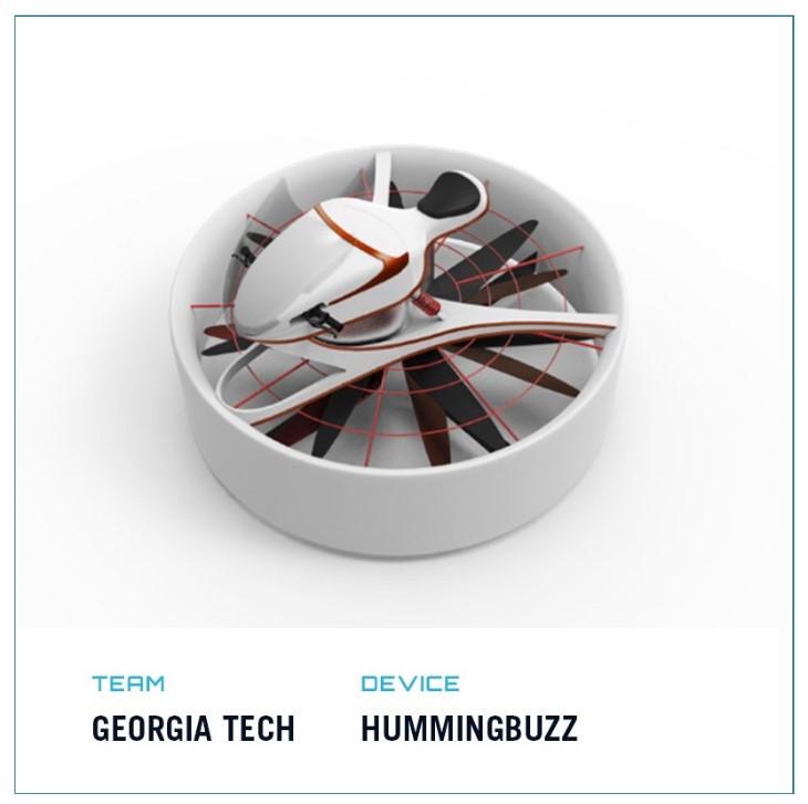 Georgia Tech's HummingBuzz