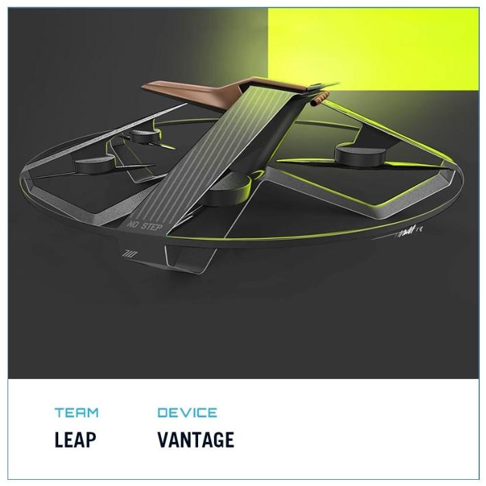 Team Leap's Vantage