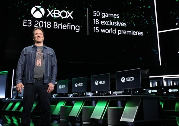 926093a5b11 E3 2018 Analysis: Microsoft's Xbox One still faces an uphill climb vs. Sony  and Nintendo