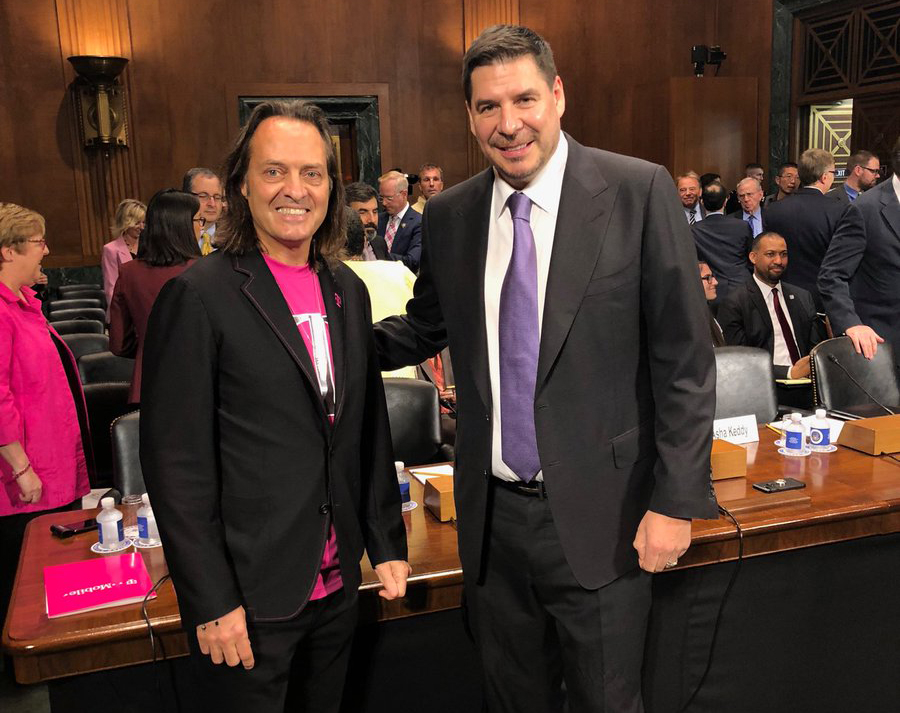 T-Mobile accuses states suing to block Sprint merger of 'dwelling in the past'
