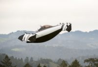 BlackFly flying car