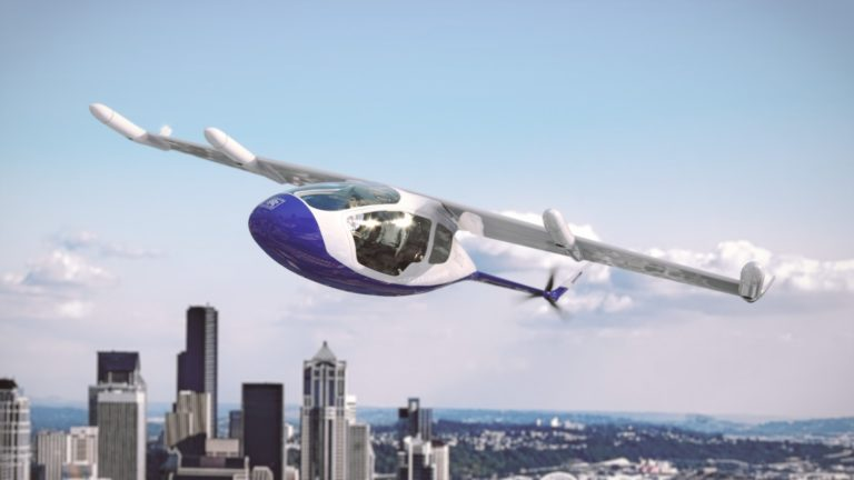 GoFly Prize puts five personal flying machines in spotlight