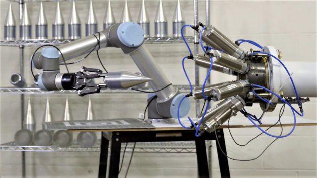 Ram accelerator system