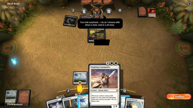 Magic: The Gathering – Arena' faithfully replicates everything about