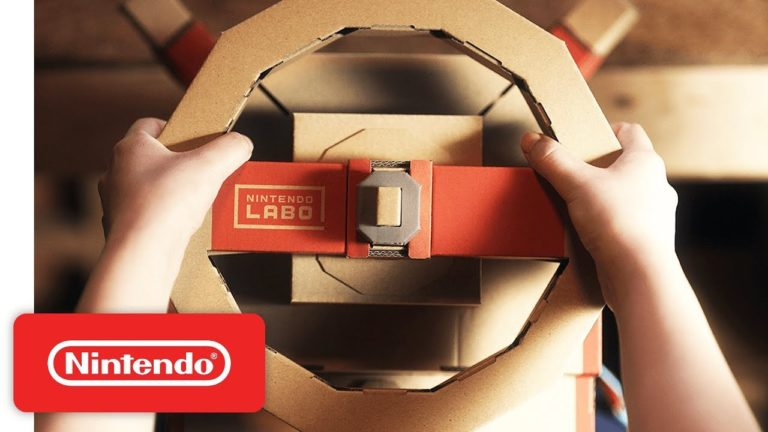 Nintendo unveils Switch Online service and (finally) a new