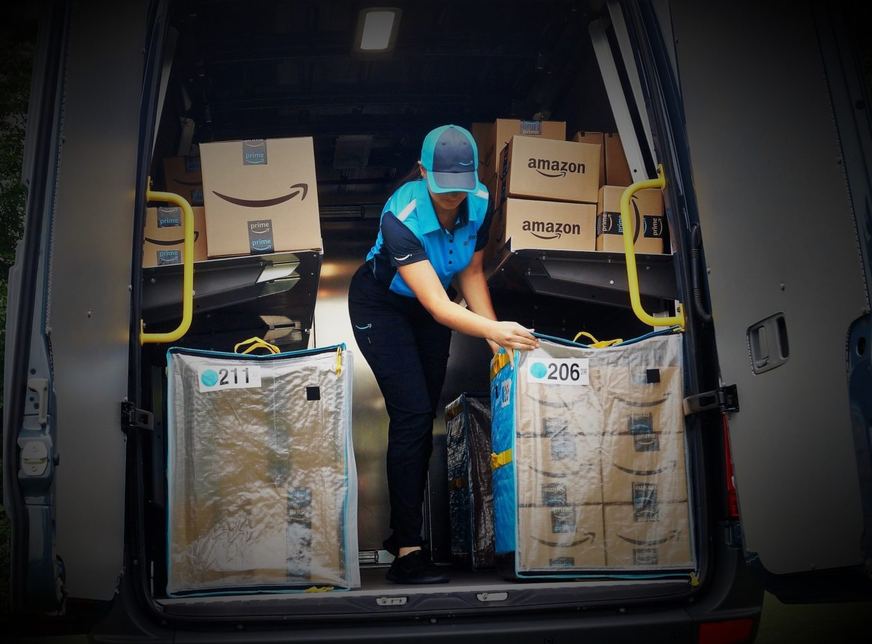 Amazon Prime Jobs