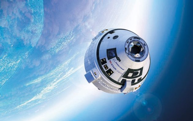 1st Crewed Flights of Private Space Taxis Slip to 2019