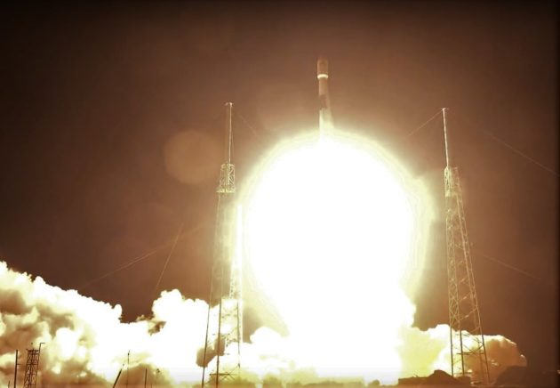 SpaceX's brand new, recyclable Falcon 9 rocket launches again