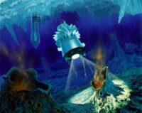 Europa ice-penetrating probe