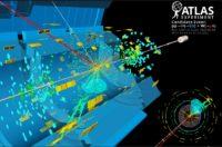 LHC collision