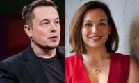 Elon Musk and Amy Nelson