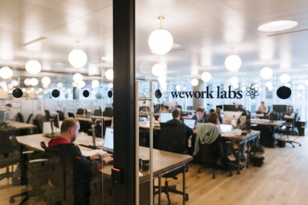 WeWork opens startup incubator WeWork Labs in Portland as part of global expansion