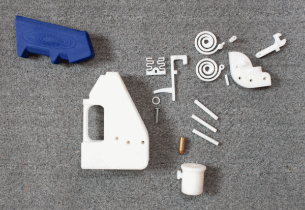 3D-Printed Gun Blueprints Aren't Allowed Online, Federal Judge Rules