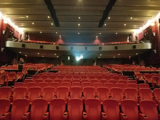 Behind the scenes at Cinerama: Landmark movie house becomes