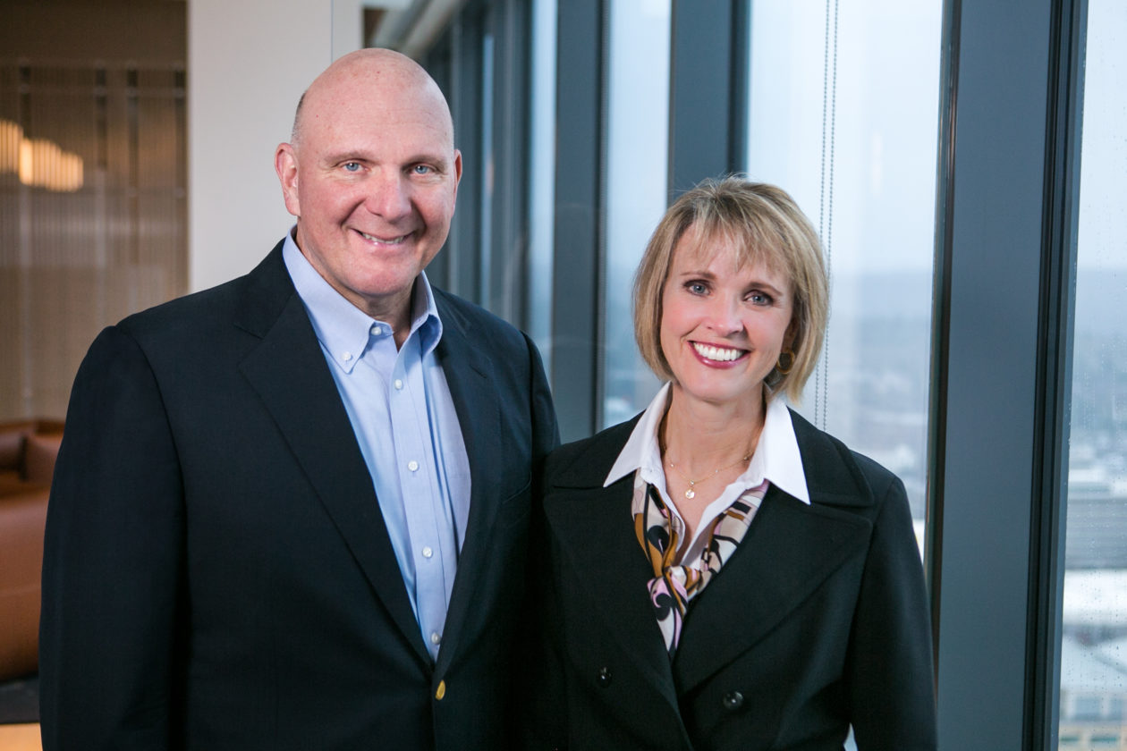 Ballmer Group gives $38M to bolster Washington state's ailing mental health services