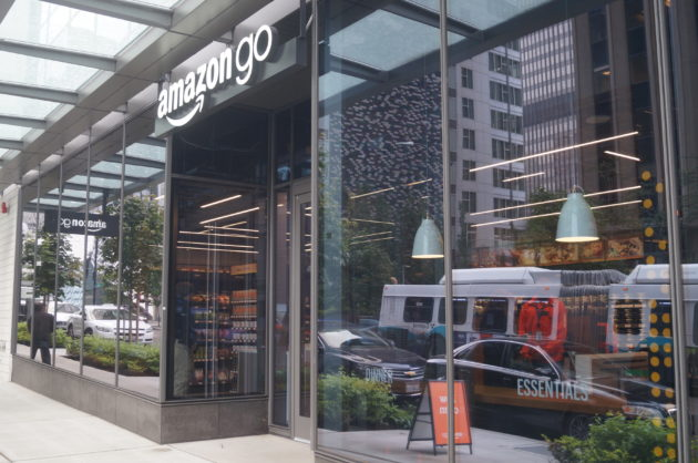 Second Amazon Go Store Opens In Seattle With Further Expansion On