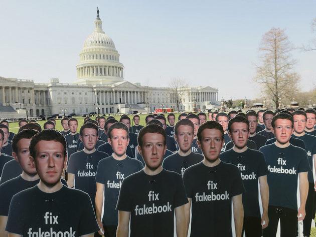 Facebook devrait-il interdire les publicités politiques? Voici ce qui s'est passé quand un État a tenté de forcer le problème – Newstrotteur fix facebook 630x473