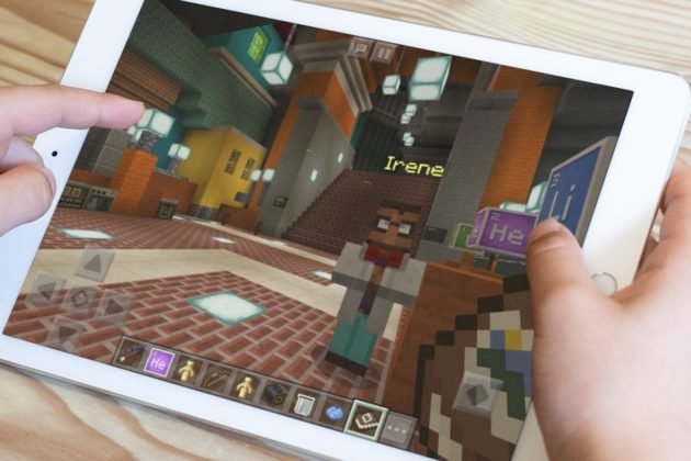 Minecraft: Education Edition' comes to iPad, as education features