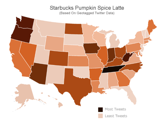 We always fall for it: These states are tweeting the most