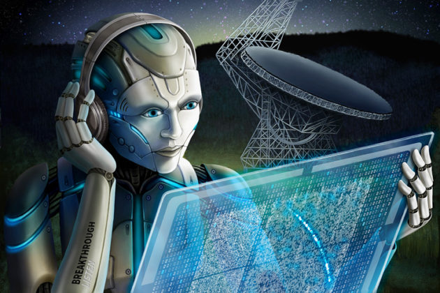 Artificial intelligence in SETI